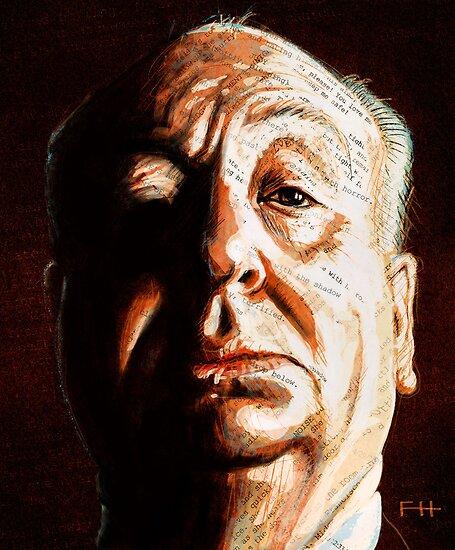 Hitchcock by Fay Helfer