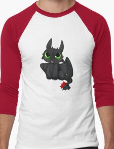Toothless - How to Train your dragon Men's Baseball ¾ T-Shirt