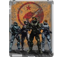 Halo - Blue Team iPad Case/Skin