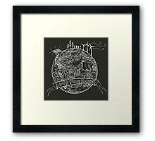 Love Your Earth Framed Print
