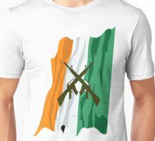 Irish Flag with meaning Unisex T-Shirt