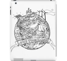 Love Your Earth iPad Case/Skin