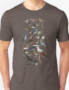Bird Fanatic Unisex T-Shirt