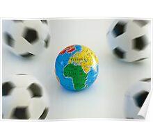 World Football Poster
