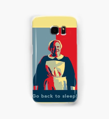 Downton Abbey - Nanny West Samsung Galaxy Case/Skin