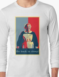 Downton Abbey - Nanny West Long Sleeve T-Shirt