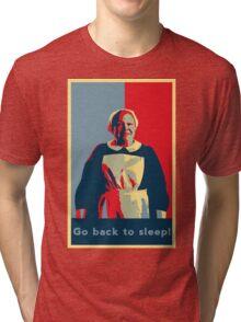 Downton Abbey - Nanny West Tri-blend T-Shirt