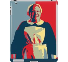 Downton Abbey - Nanny West iPad Case/Skin