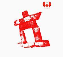 I love Canada rock man -RED- Unisex T-Shirt
