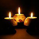 Glow in the dark by Sangeeta
