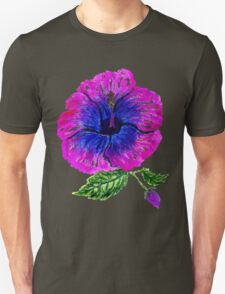 Painted Hibiscus2 T-Shirt