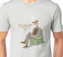 Damn Fine Cigar Unisex T-Shirt