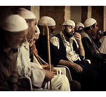 The Faithful Blind #0101 Photographic Print
