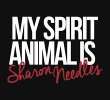 Spirit Animal - Sharon Needles by pedrostudart