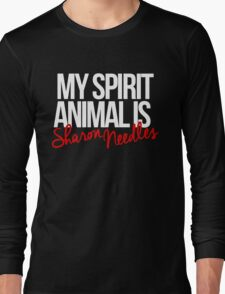 Spirit Animal - Sharon Needles Long Sleeve T-Shirt