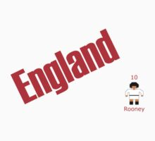 2010 World Cup - England by Jonathan Carre
