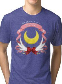 Sailor Signs - Moon Tri-blend T-Shirt