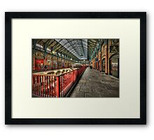 Covent garden, London Framed Print