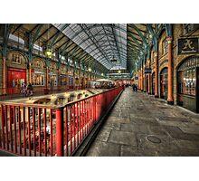 Covent garden, London Photographic Print