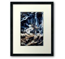 Friscalating Frostlight #3 Framed Print