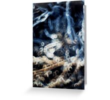 Friscalating Frostlight #3 Greeting Card