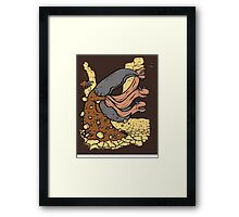 Tremors Framed Print