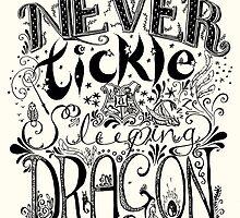 Never Tickle a Sleeping Dragon by LadyElizabeth