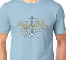 Anchor What? Unisex T-Shirt