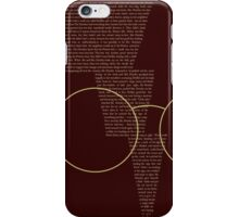 Harry Potter, The Boy Who Lived iPhone Case/Skin