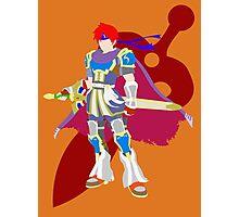 Super Smash Bros Roy (Fire Emblem) Photographic Print