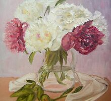 Peonies by Emma Grimberg
