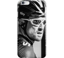Bernhard Eisel (Team Sky) iPhone Case/Skin