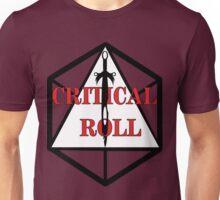Critical Roll Unisex T-Shirt