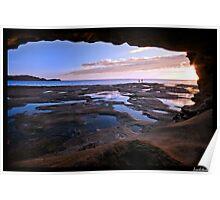 Terrigal Den- Terrigal Beach, Central Coast, Australia Poster