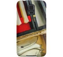 Silverware Greenwich Market Samsung Galaxy Case/Skin