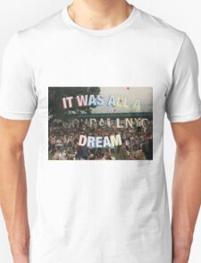 Governors Ball Dream Unisex T-Shirt