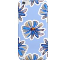 BlueCamomile iPhone Case/Skin