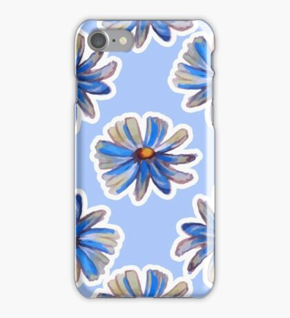 BlueCamomile iPhone Case/Skin