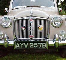 Classic British Rover by BritishYank