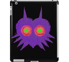 Majora's Mask- Ancient Ominous Mask iPad Case/Skin