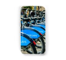 Bicycles London England Samsung Galaxy Case/Skin