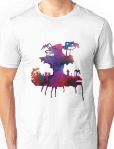 Gorillaz Plastic Beach Unisex T-Shirt