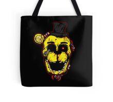 Bloody Golden Freddy FNAF Tote Bag