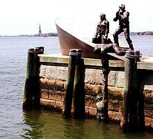 Mariners Memorial! by Douglas  Alan