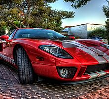 A sweet Ford GT by Mike Olbinski