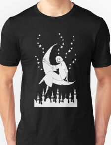 Mother of the Night T-shirt by Allie Hartley Unisex T-Shirt