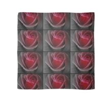 """Fine art. Nature. Rose """"Red PASSION 2"""". Oil painting. Scarf"""
