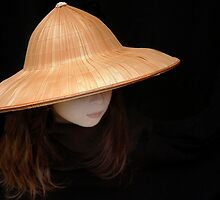 Chinese Hat by Gisele Bedard