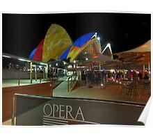 Vivid Festival 2010: Sydney Opera House Poster