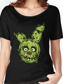 FNAF - Springtrap  Women's Relaxed Fit T-Shirt